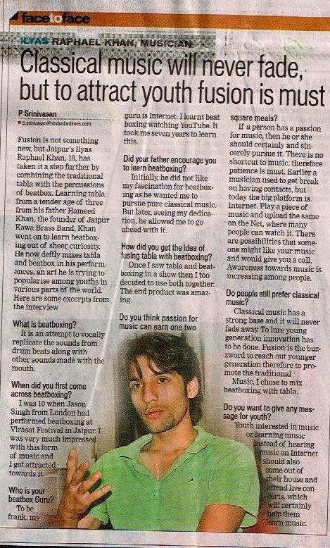 Hindustan Times September 2015